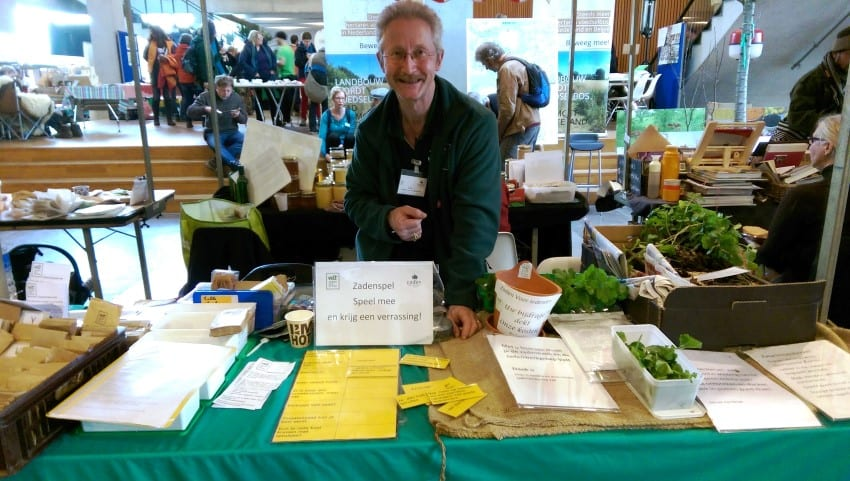 Reclaim the Seeds 2016 – Luc D'Hooghe