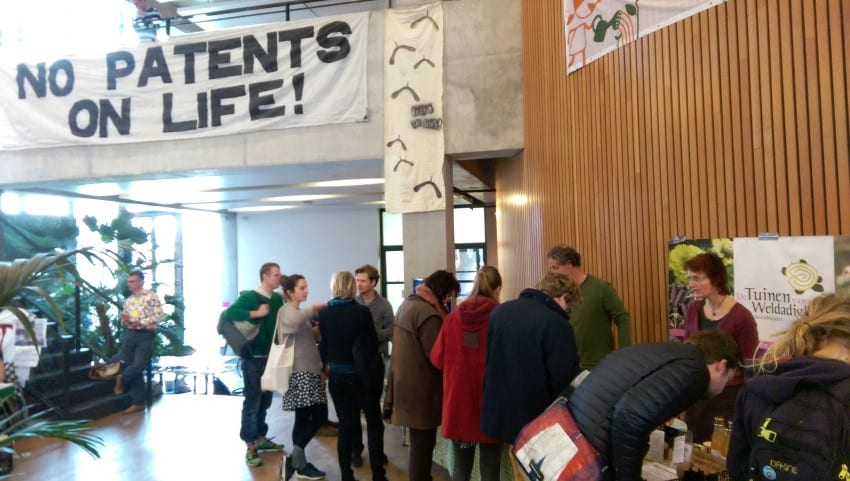 Reclaim the Seeds 2016 – No Patents on Life