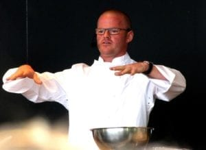 Additievenindustrie - Heston Blumenthal Wikicommons