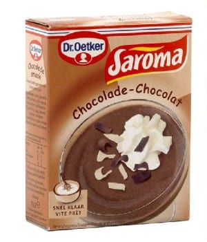 Additievenindustrie - saroma chocolade