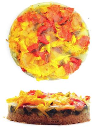 Oost-Indische Kers - taart