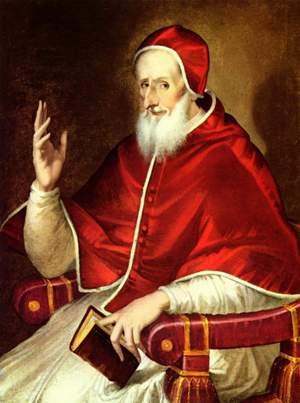 Pius V, schilderij El Greco