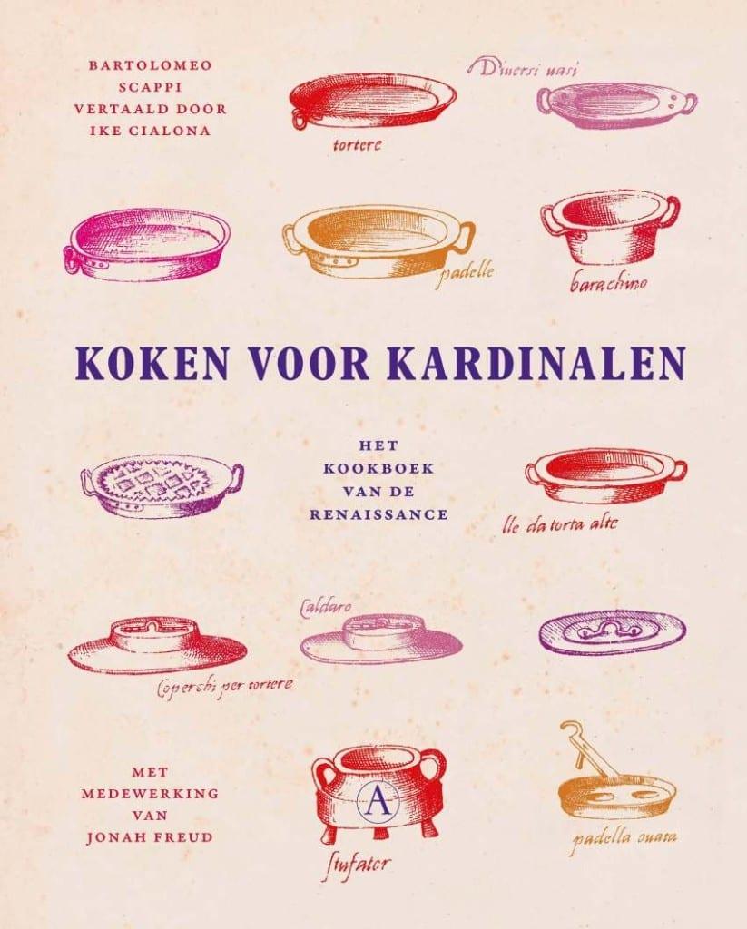 Koken voor kardinalen - cover