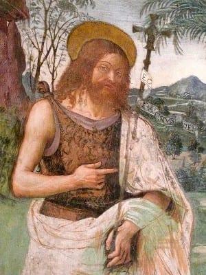 Schilderij van Pinturicchio