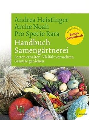 Zaden vermeerderen - Handbuch Samengärtnerei