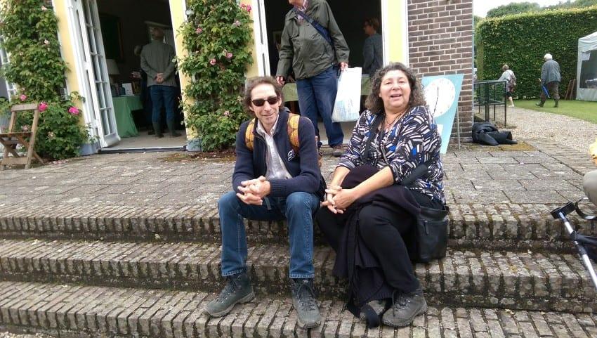 Bingerden 2016 – Deborah Megens en husband