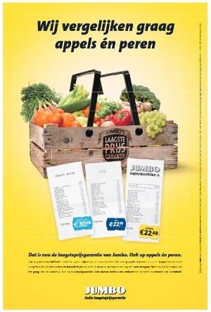 Bijensterfte - Jumbo goedkoopste in groente-en-fruit 300x433