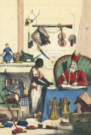 koning-winter-de-eerste-zwarte-bediende-jan-schenkman-1850