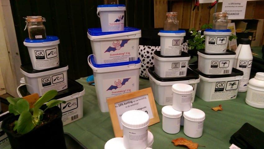 Groenmoesmarkt 2017 – Vleermuispoep en andere stoffen