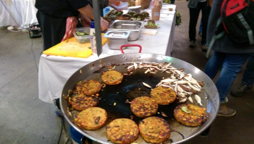 Groenmoesmarkt 2017 – eetbaars vlees