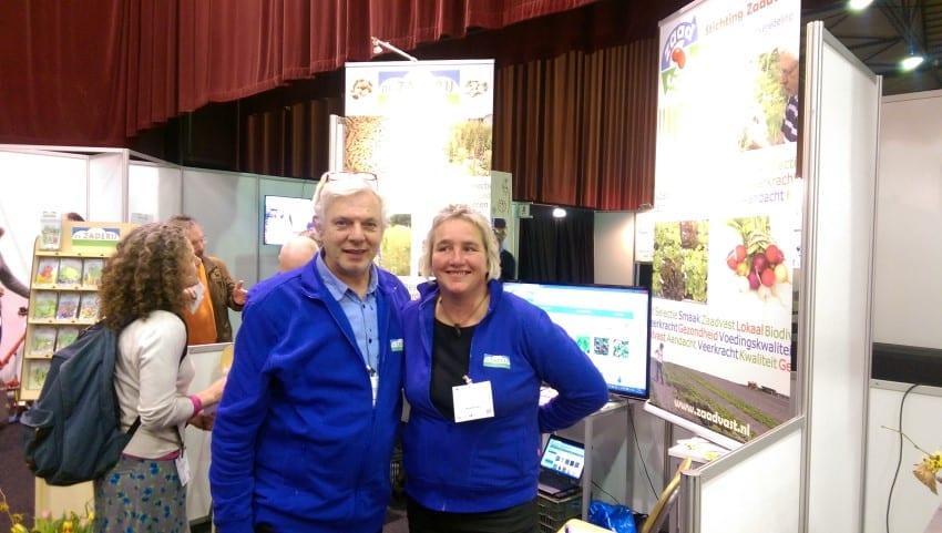 BIO Beurs 2018 – Jan en Tineke