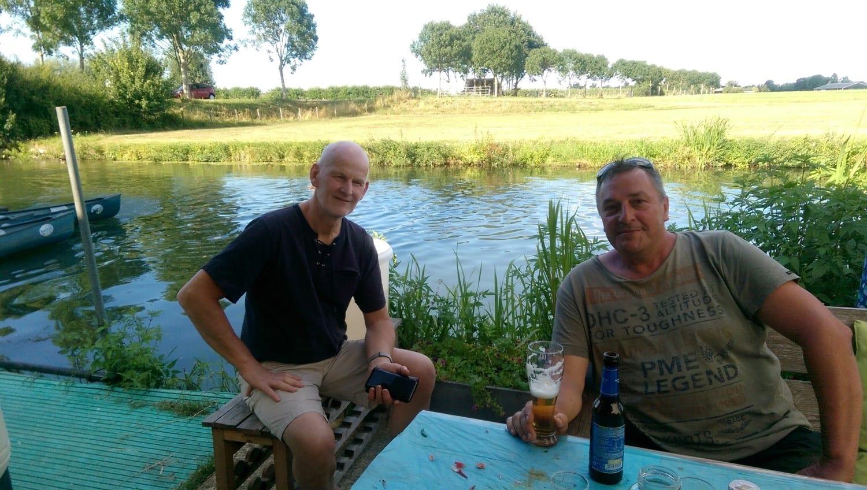 CFB – Arjan en André