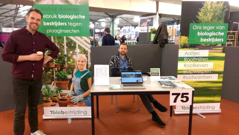 Groenmoes 2019 – Biobestrijding
