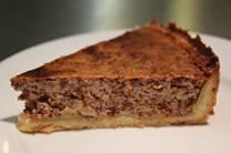 Chocolade ricotta citrus taart 8.jpg