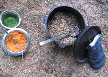 Linzen en rijst potjie - mis en place.jpg