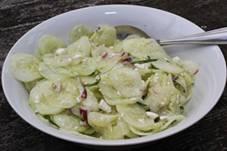 Komkommersalade met munt en feta 1.jpg
